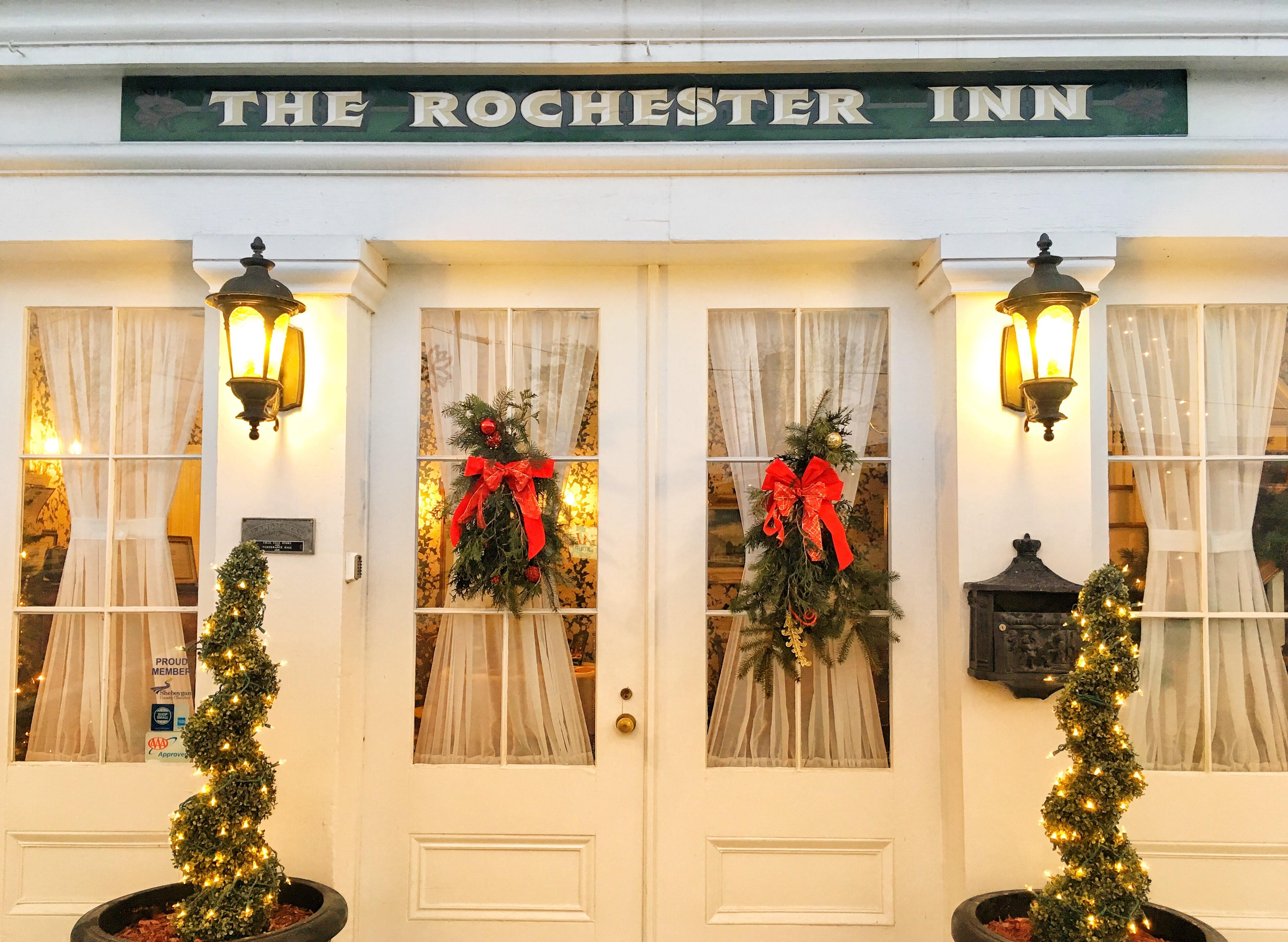The Rochester Inn holiday season