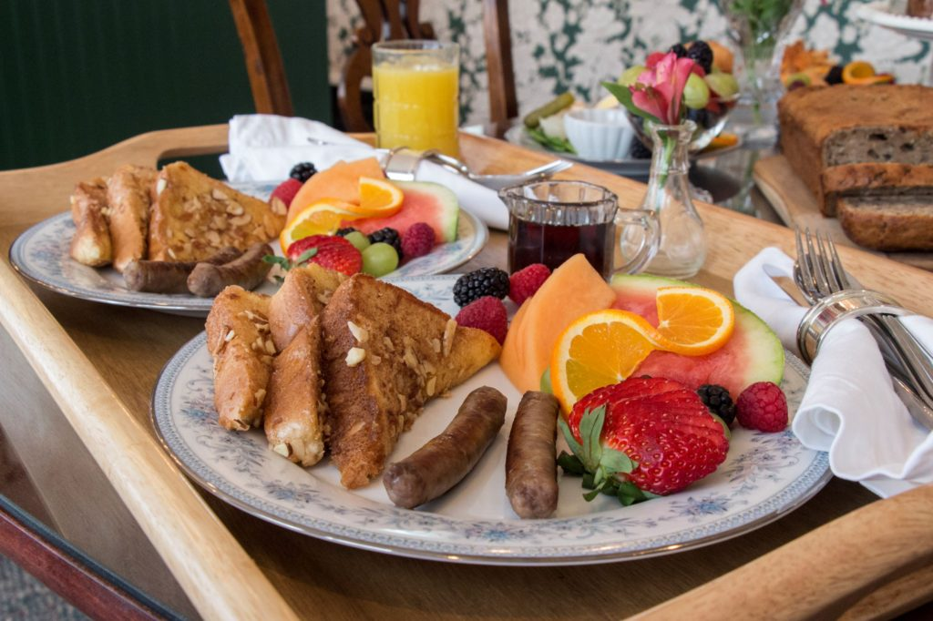 the rochester inn breakfast