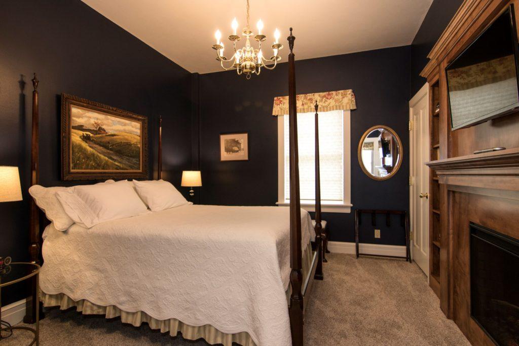 garden suite room The Rochester Inn