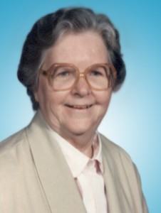 Sister Maureen Montgomery