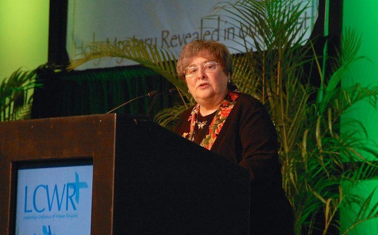 Elizabeth Johnson Honored