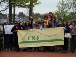 TLC Participated in May 1 Rally