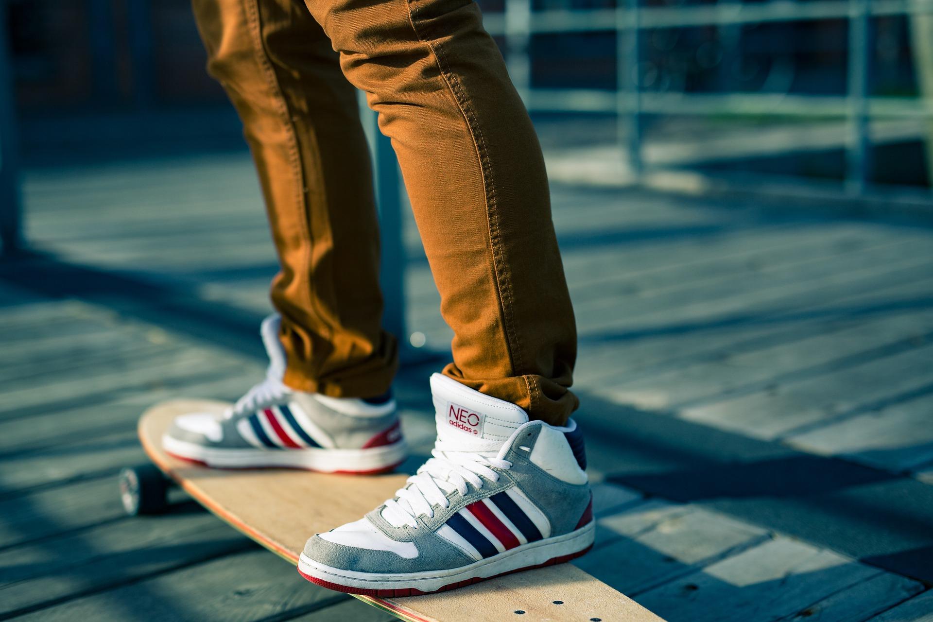 BalanceSkateboard