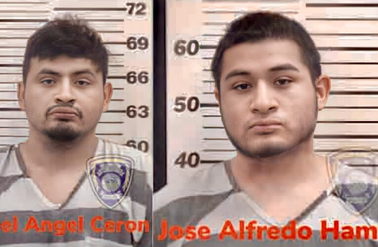 SSC police arrest 2 suspected in drive-by shootings