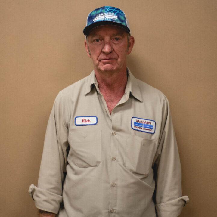 Rick Erwin- Jasper driver