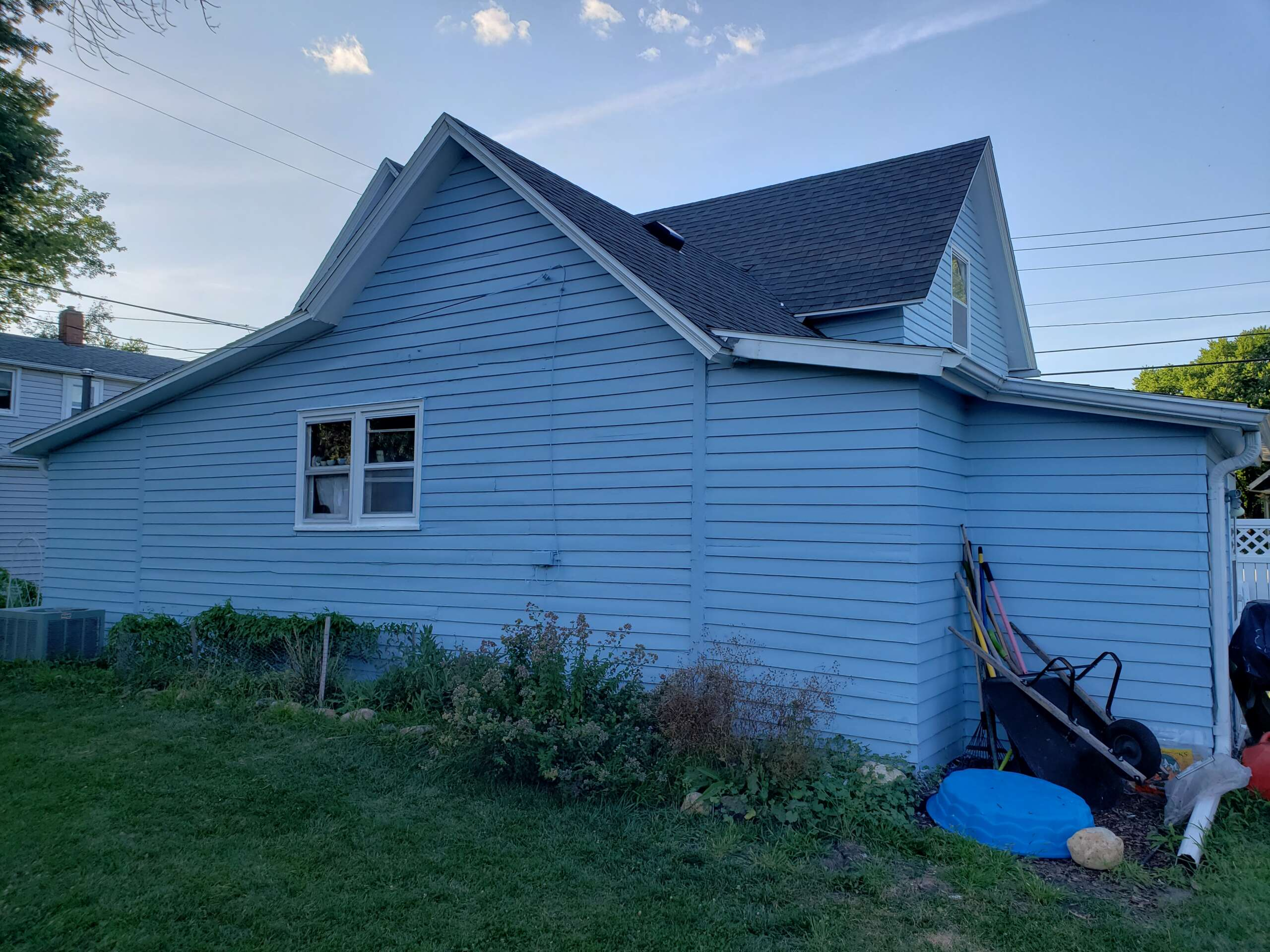 After Exterior House Paint