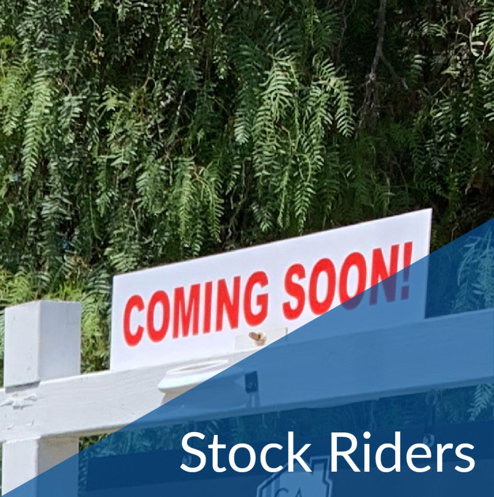 Stock Riders