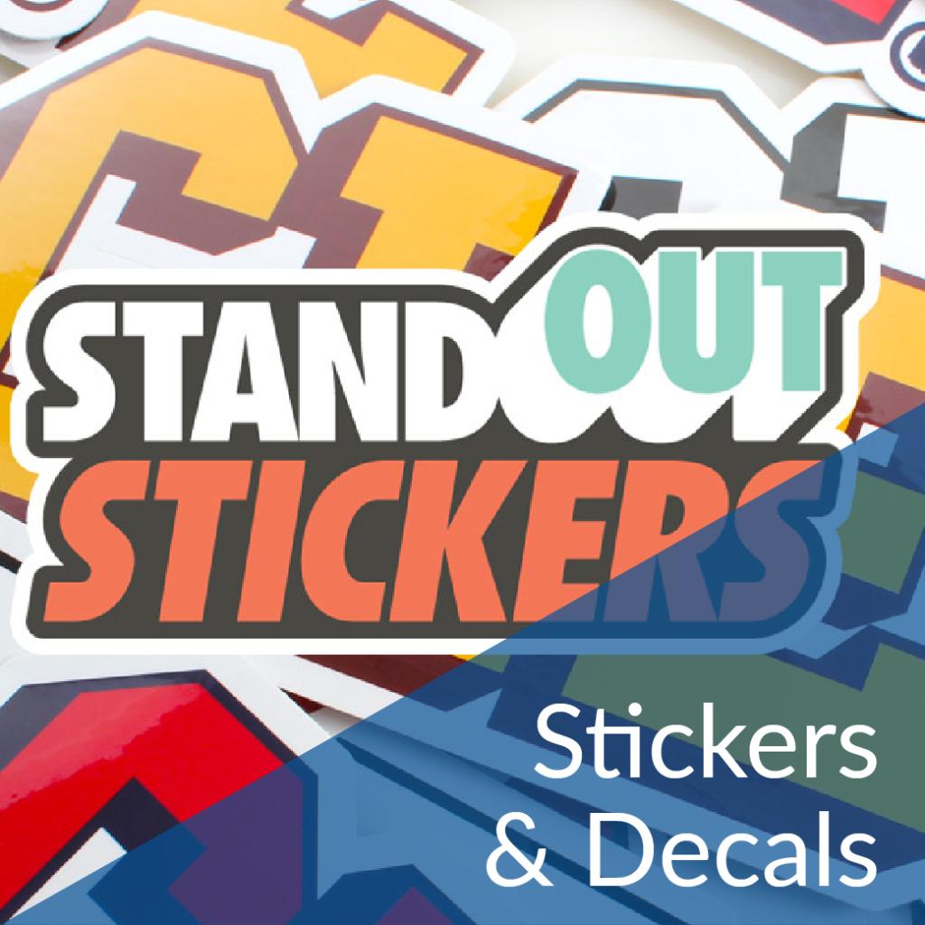 Stickers & Decals