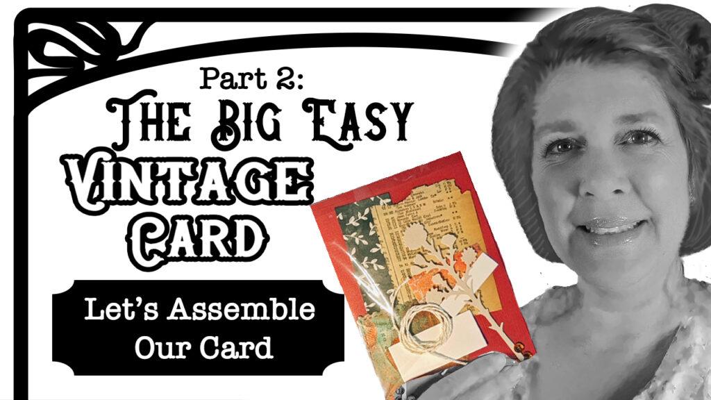 a card tutorial video thumbnail