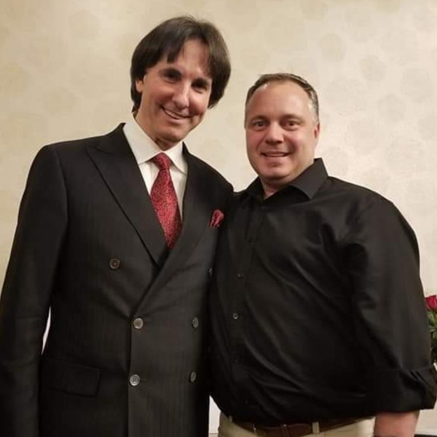 With John DeMartini in Vancouver
