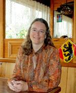 Novelist Kathleen Ernst