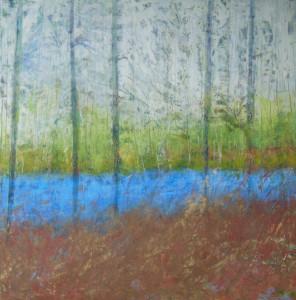 """Creek Bed"" -- © Ginnie Cappaert"