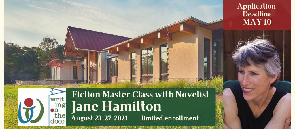 Master Class wJane Hamilton
