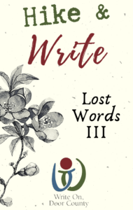 Trail Booklet III Lost Words