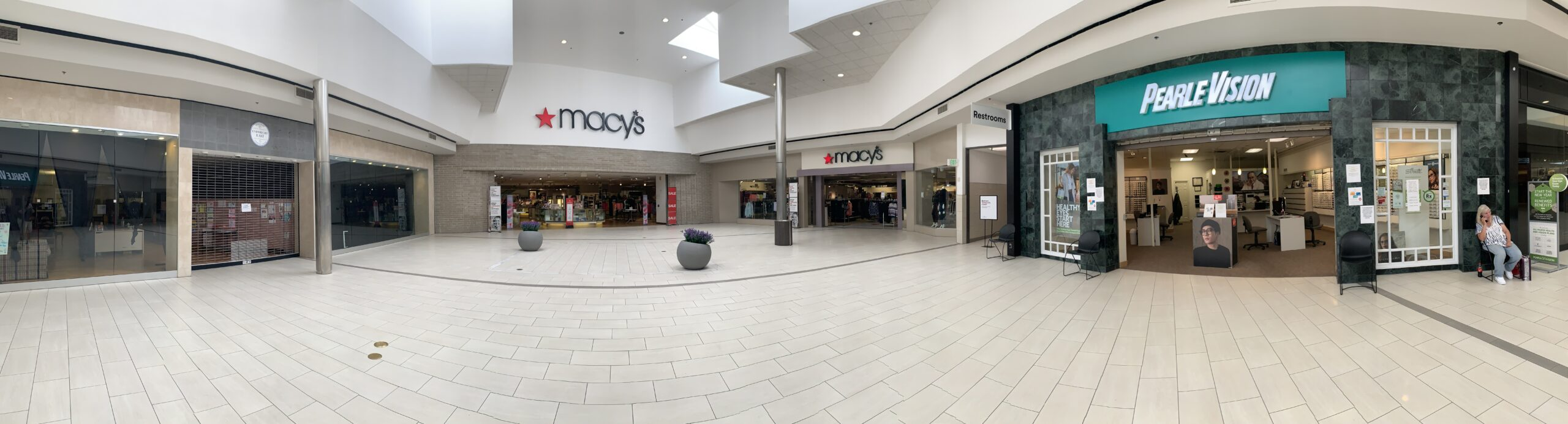 Endwright East, near Macy's where Payless Shoesource used to be