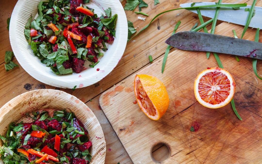 New Nutrition & Wellness Program