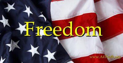 Freedom Gospel Tract Front