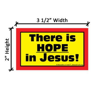 Hope in Jesus Sticker_Dimensions