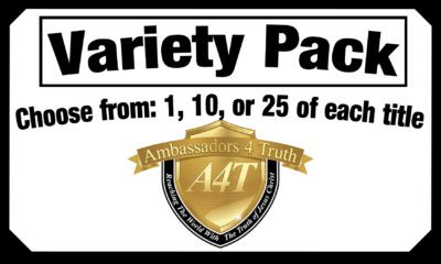 Variety Pack_A4Truth Gospel Tracts