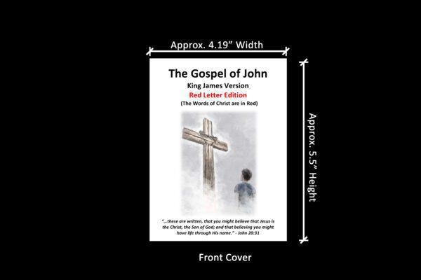 Gospel of John Front Cover