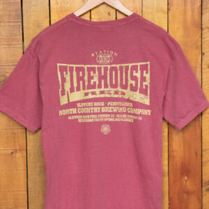 Firehouse Red - Back