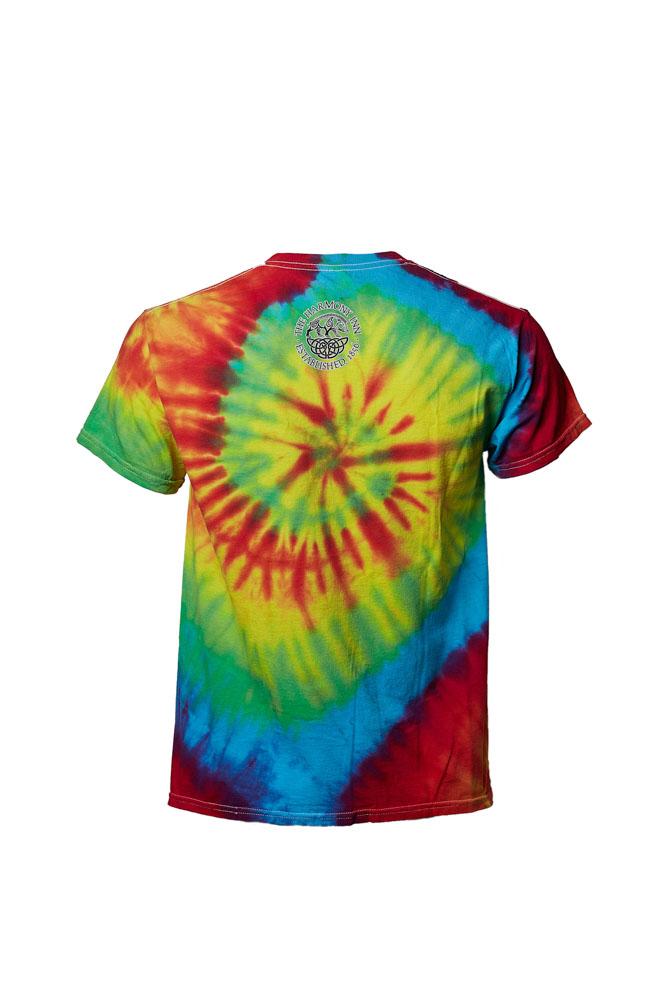 Peace Love and Harmony Tie Dye T-Shirt