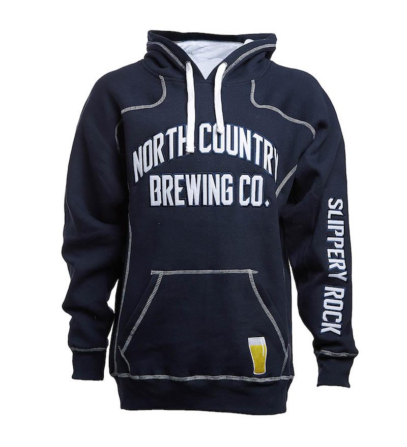 NCBC Premium Hoodie - Blue/White