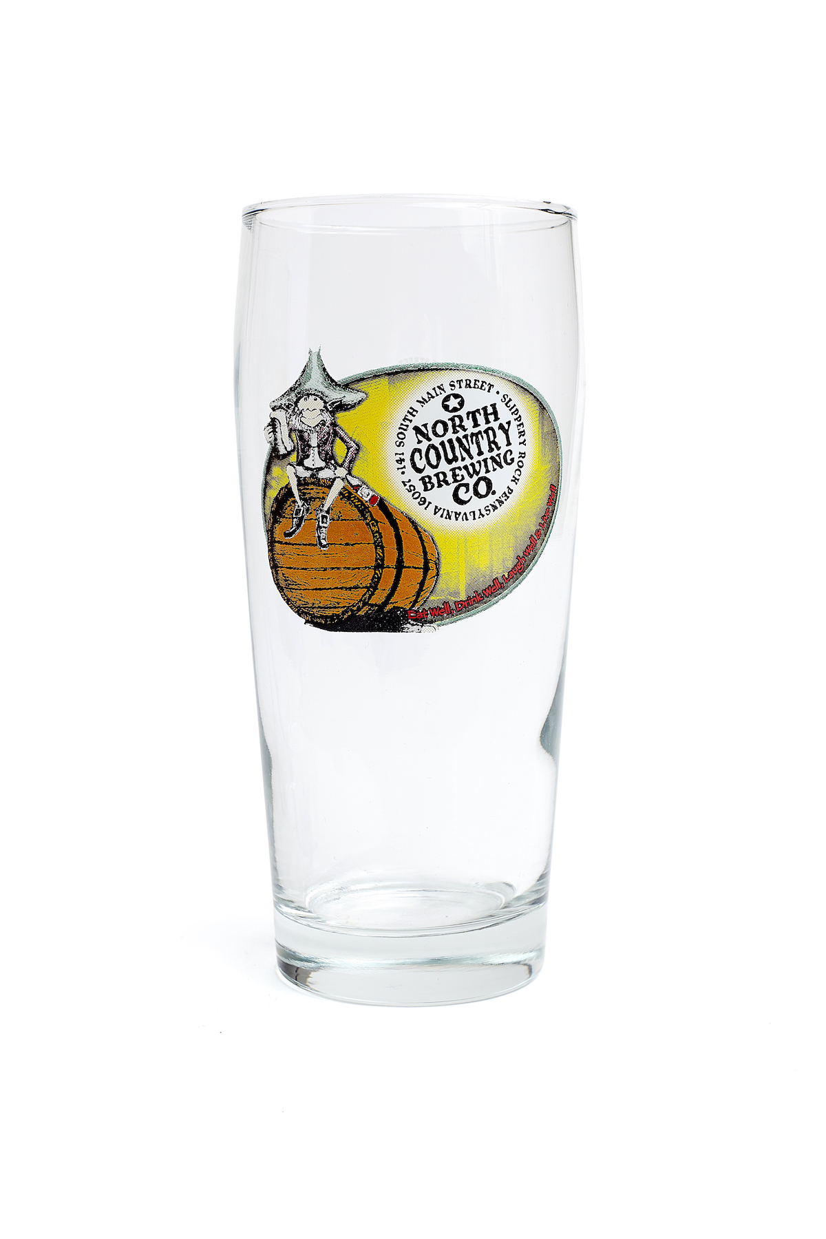 NCBC Premium Drinking Glass