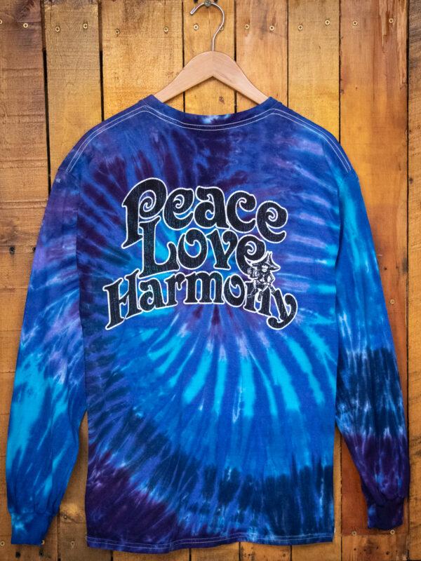 Harmony Inn-Tie Dye-Back
