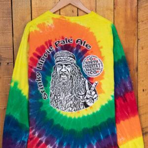 Stinky Hippie-Tie Dye-Back