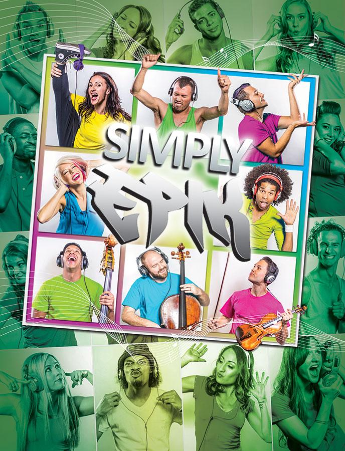 Simply Epik Poster