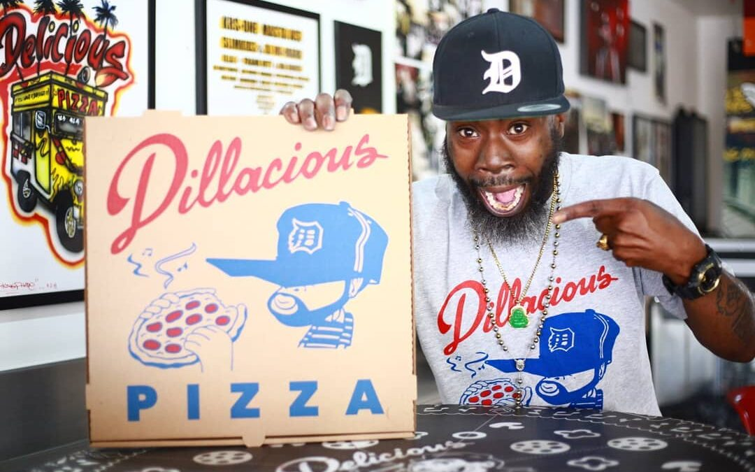 J Dilla – Pizza Box & T-Shirt