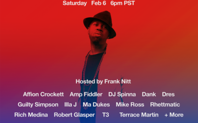 DILLA FEST on YouSound FEB 6TH
