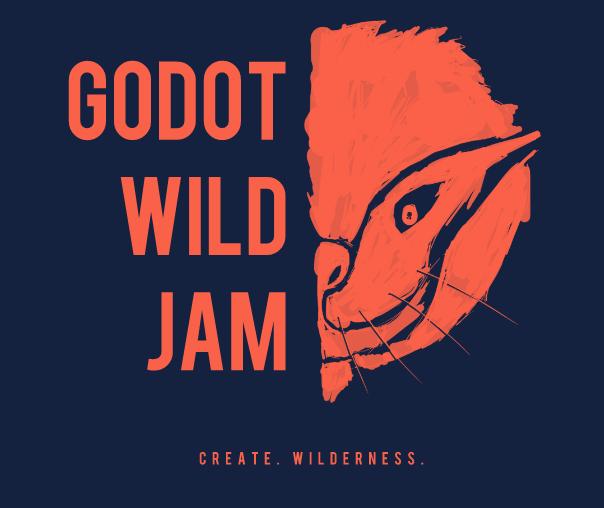 Godot Wild Jam Cover Image