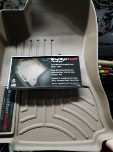WeatherTech Authorized Dealer
