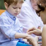 open wound - mvp pediatric