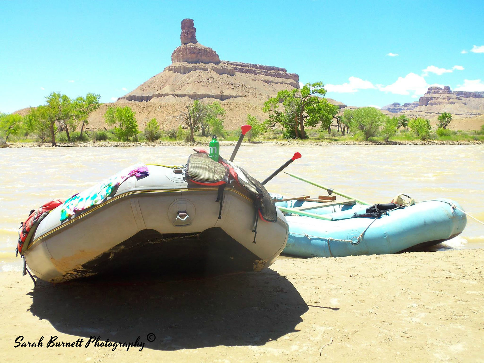 rafting in green river utah
