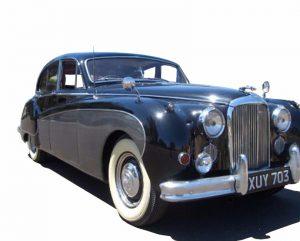 1959 Jaguar MK IX Saloon