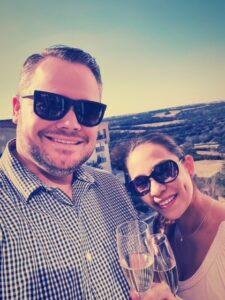 Shawn and Andrea McAdams