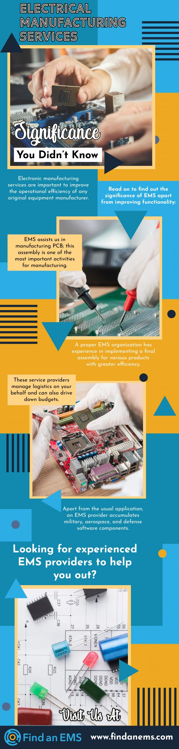 Electrical Manufacturing Services: Significance You Didn't Know