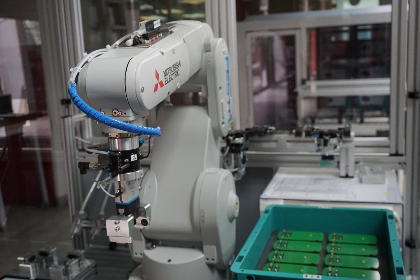 EMS provider using robotic technology for OEM manufacturing