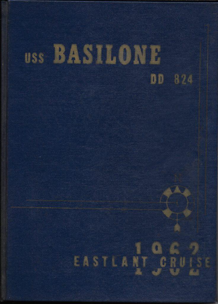 1962 EASTLANT CRUISE COVER