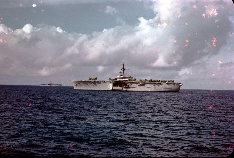 2 LPHs-one is LPH 9 Guam