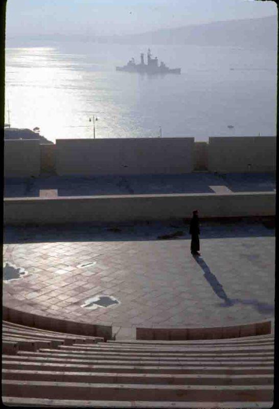 9 Athens harbor Dec 1969 CG-10 Columbus
