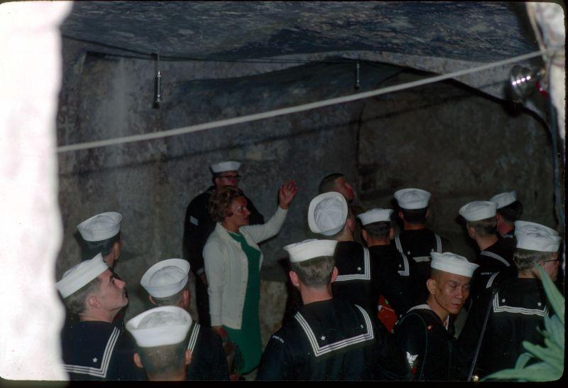 Inside St. Paul_s Catacombs