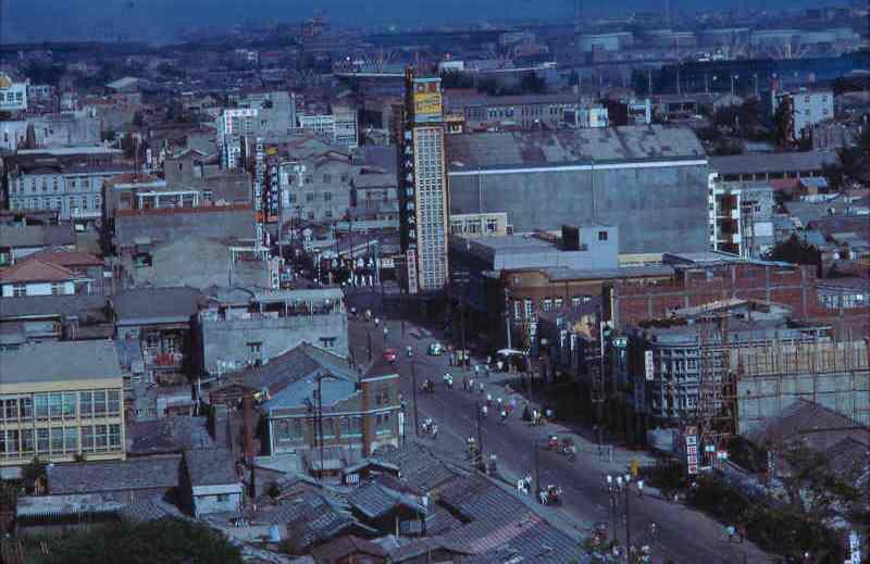 Kao-shiung city