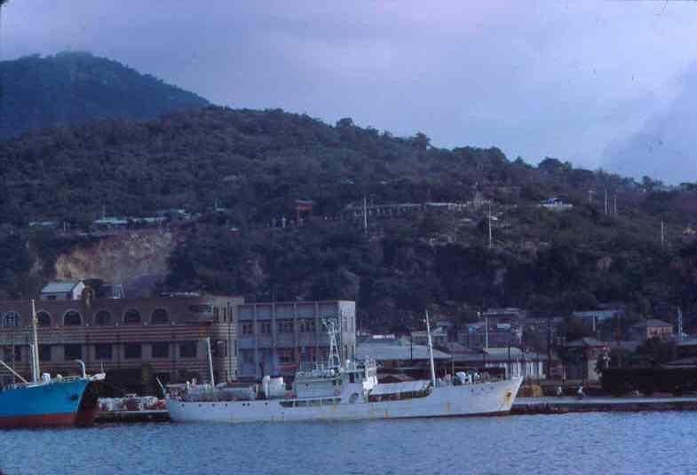 Kao-shiung harbor2