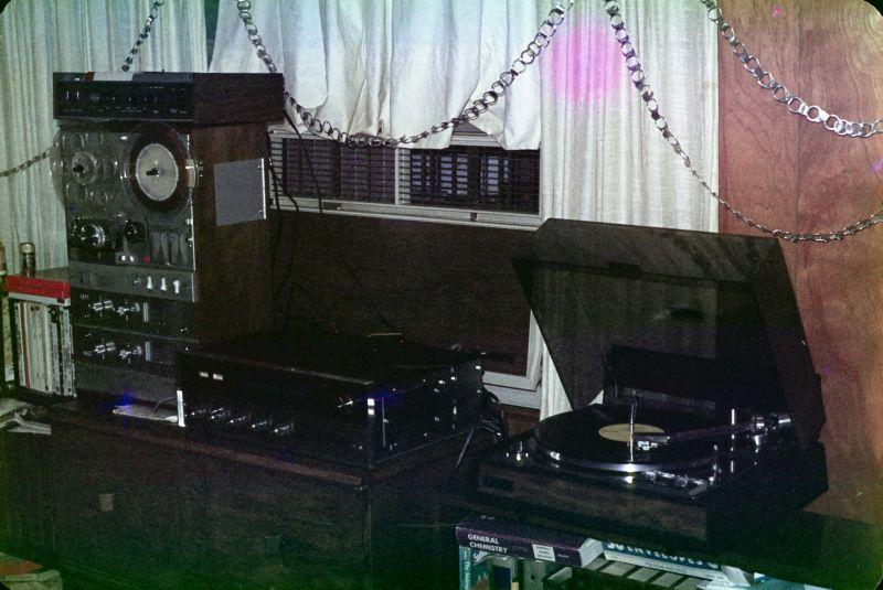 Mobile Home entertainment center