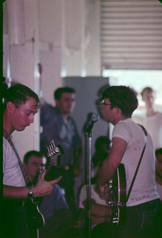 More Singing in the DASH Hanger