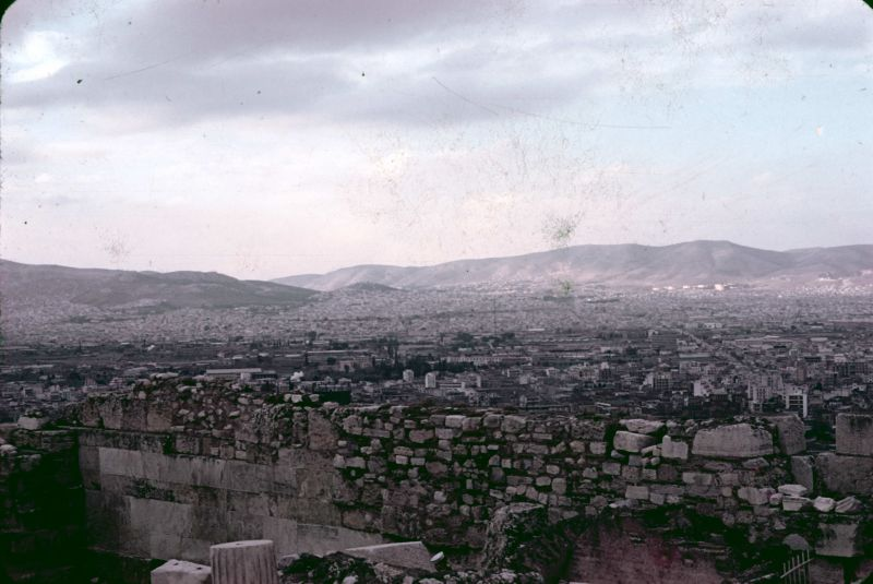 More athens from acropolis